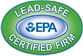 Lead-Safe Certified Firm NAT-119769-1